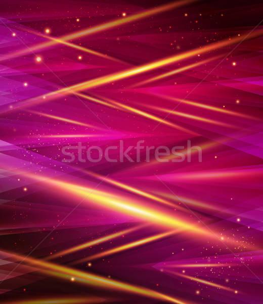 Vinous elegant template for your business presentation. Stock photo © alevtina