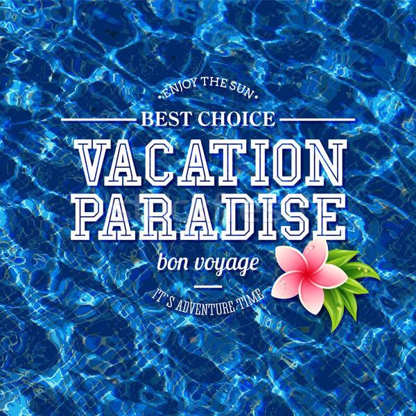 単純な 休暇 楽園 フローラル デザイン クール ストックフォト © alevtina