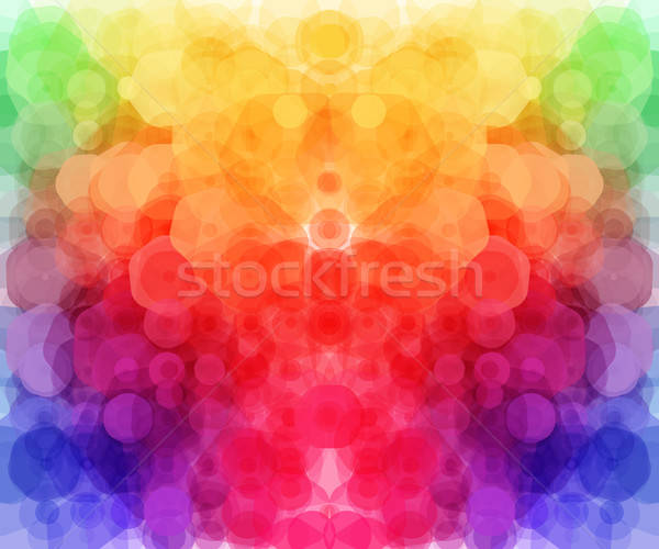 ярко шаблон дизайна текстуры фон искусства Сток-фото © alevtina