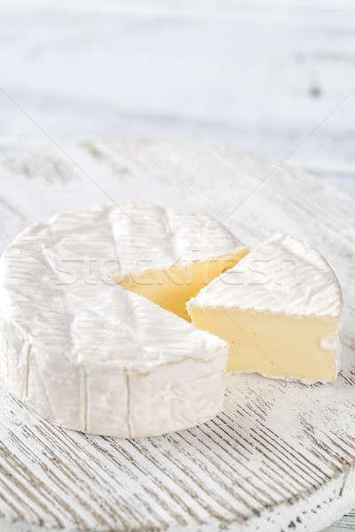 Camembert formaggio colazione studio bordo Foto d'archivio © Alex9500