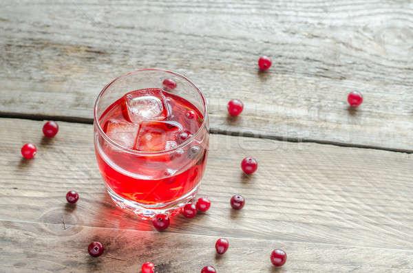 Cranberry juice Stock photo © Alex9500