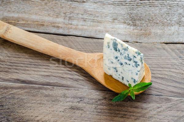 ブルーチーズ 青 グループ チーズ スタジオ ボード ストックフォト © Alex9500