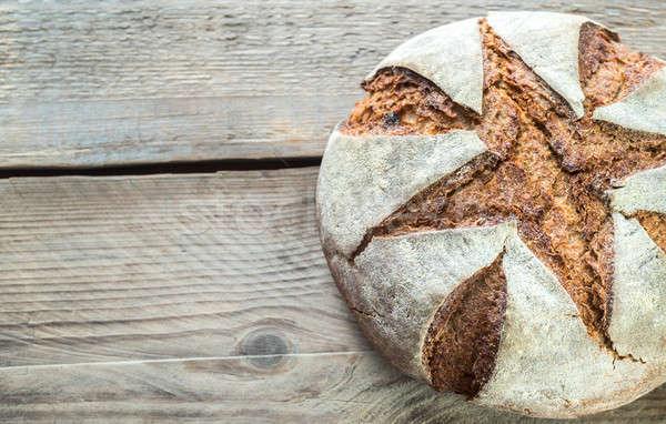 Rye bread Stock photo © Alex9500