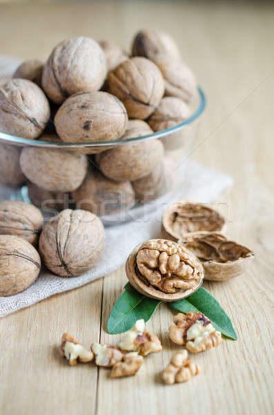 Walnuts Stock photo © Alex9500