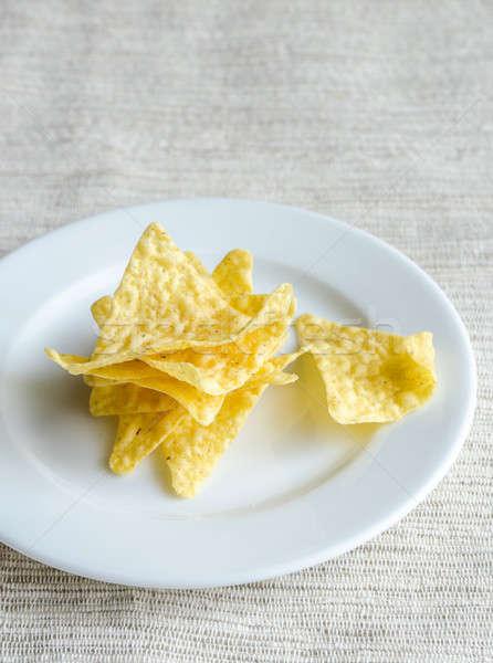 Corn chips Stock photo © Alex9500