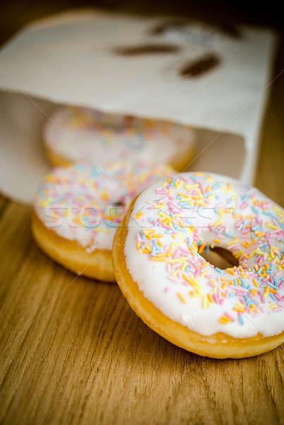 Donuts Stock photo © Alex9500