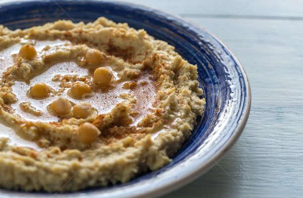 Hummus Stock photo © Alex9500