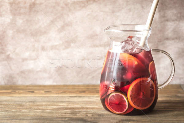 İspanyolca meyve elma yaz tropikal serin Stok fotoğraf © Alex9500