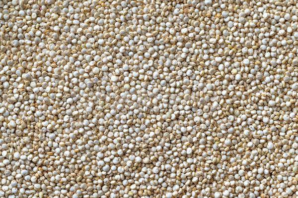 Quinoa: top view Stock photo © Alex9500