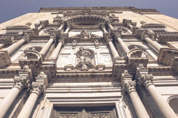 Girona Cathedral Stock photo © Alex9500