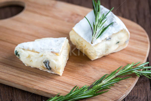Cambozola cheese Stock photo © Alex9500