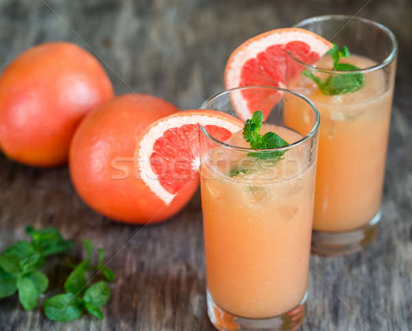 Grapefruit and Tequila Paloma Cocktail Stock photo © Alex9500