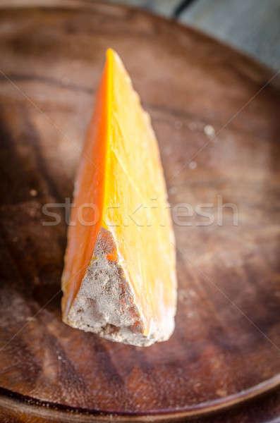 Mimolette cheese Stock photo © Alex9500