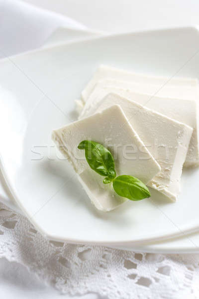 Ricotta cheese Stock photo © Alex9500