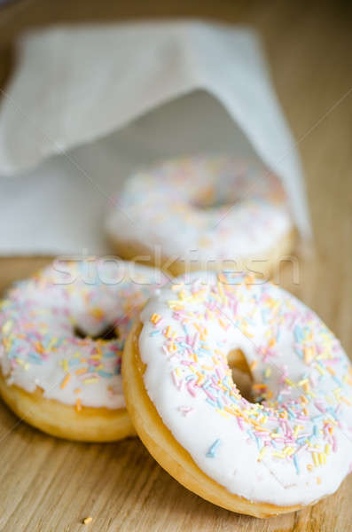 Donuts Stock photo © Alex9500