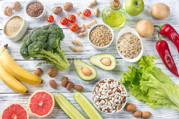 Food for Thrive diet Stock photo © Alex9500