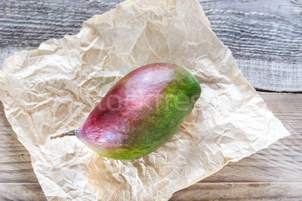 Fresh mango Stock photo © Alex9500
