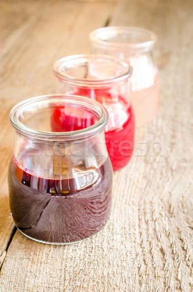 смородина Jam свежие Ягоды фрукты лет Сток-фото © Alex9500
