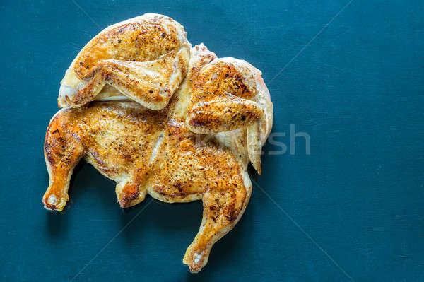 Grilled chicken Stock photo © Alex9500