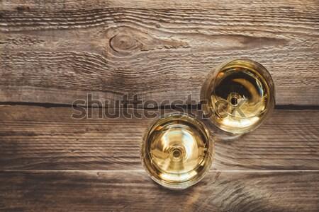 White wine Stock photo © Alex9500