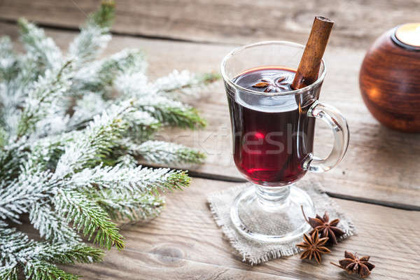 Mulled wine Stock photo © Alex9500