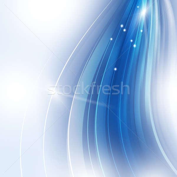 Abstract Motion Technology Background Stock photo © alexaldo