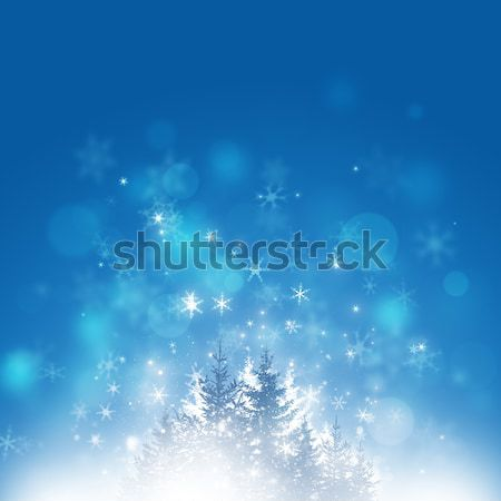 Stock photo: Winter Chill