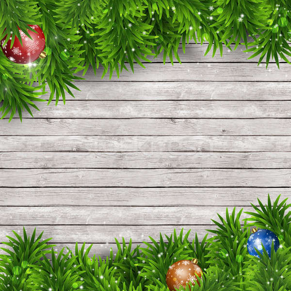 Holiday Christmas Background Stock photo © alexaldo