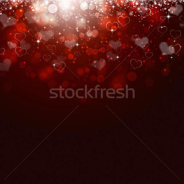 Valentine Card Stock photo © alexaldo