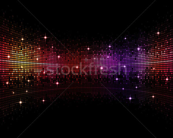 Abstract Disco Background Stock photo © alexaldo