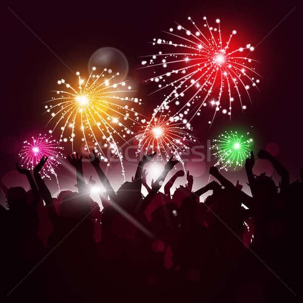 Happy Celebrations Stock photo © alexaldo