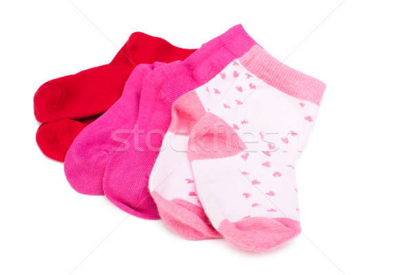 children's socks  Stock photo © alexandkz