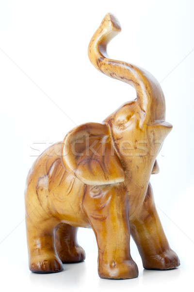 elephant sculpture Stock photo © alexandkz