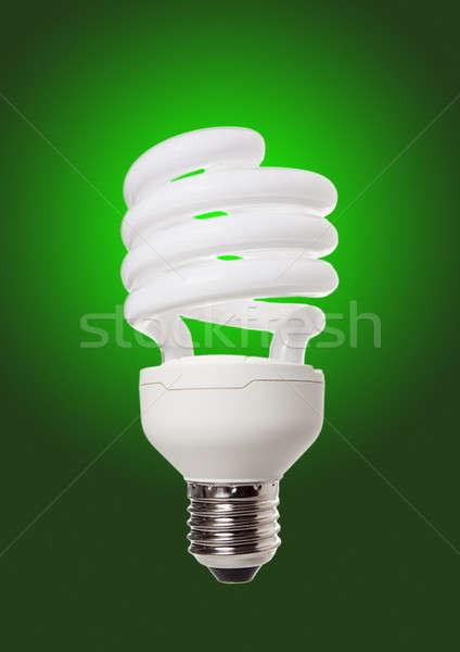 Energy saving lamp  Stock photo © alexandkz
