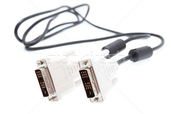 DVI connector Stock photo © alexandkz