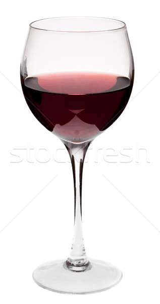 Glass of red wine Stock photo © alexandkz