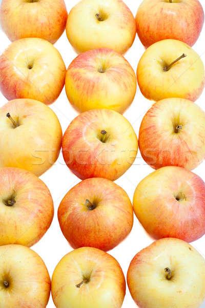 Elma taze doğal gıda doğa elma Stok fotoğraf © alexandkz