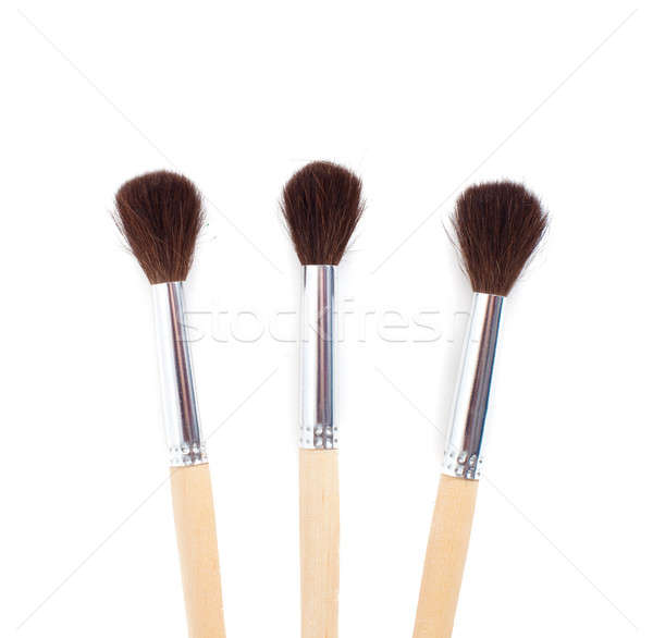 Paint brushes Stock photo © alexandkz