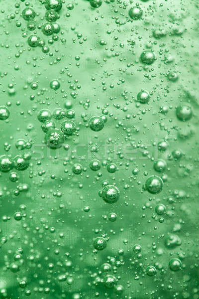 Bulles shampooing à l'intérieur résumé lumière verre Photo stock © alexandkz