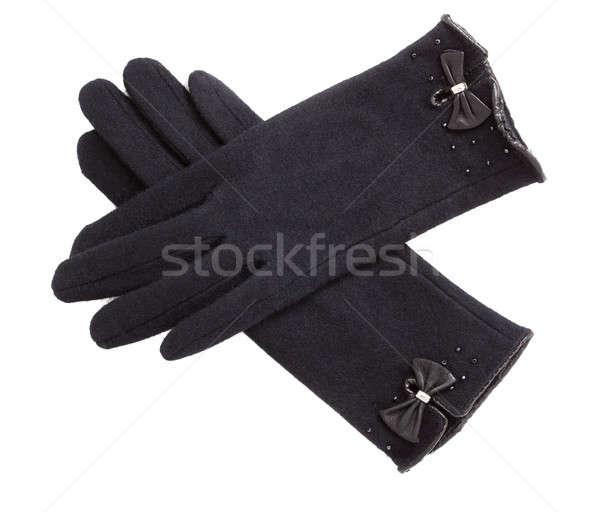 winter gloves Stock photo © alexandkz