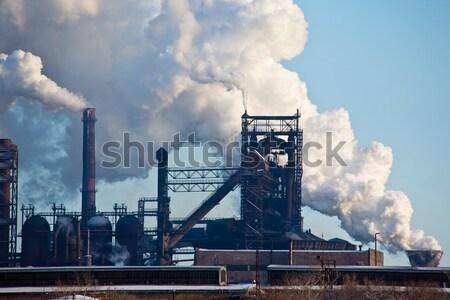 steelworks  Stock photo © alexandkz