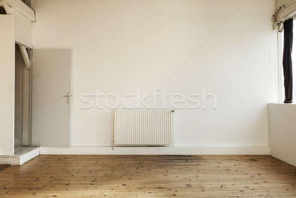 старые чердак интерьер стены Сток-фото © alexandre_zveiger