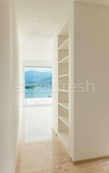 現代 アパート 廊下 インテリア ペントハウス 表示 ストックフォト © alexandre_zveiger