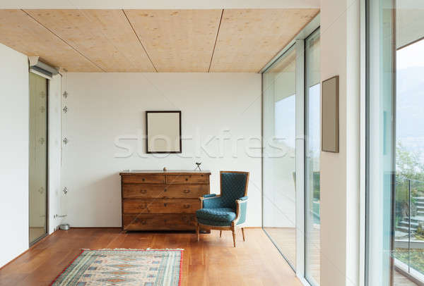 Montagna casa architettura moderna interni - Architettura casa moderna ...