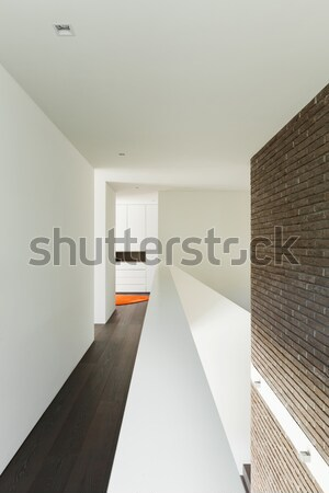Passaggio view architettura moderno design Foto d'archivio © alexandre_zveiger