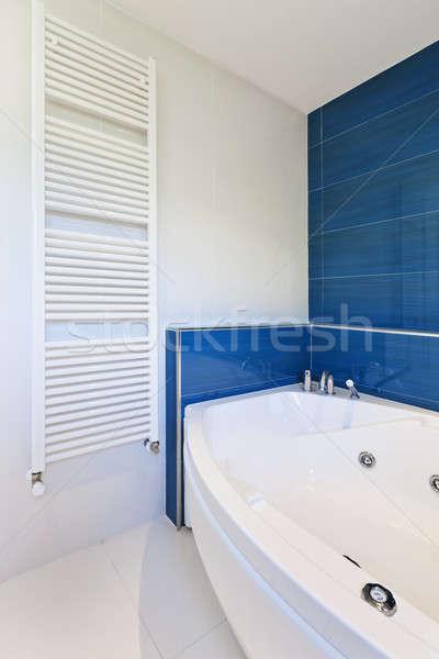 Сток-фото: архитектура · современных · ванную · дома