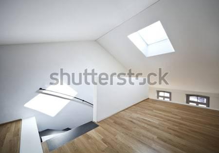Moderno appartamento design architettura vuota Foto d'archivio © alexandre_zveiger