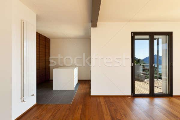 新しい インテリアデザイン アパート 現代 ルーム ストックフォト © alexandre_zveiger
