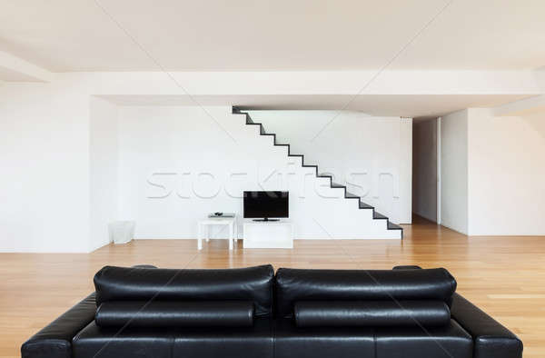 interior architecture, apartment Stock photo © alexandre_zveiger