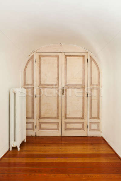 インテリア アーキテクチャ アパート ドア 古代 建物 ストックフォト © alexandre_zveiger